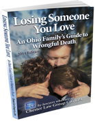 Losing Someone You Love - The Ohio Family's Guide to Wrongful Death