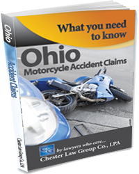 Motorcycle Accident Lawyers in Ohio | Chester Law Group