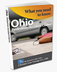 Ohio Pedestrian Accident Claims Legal Guide
